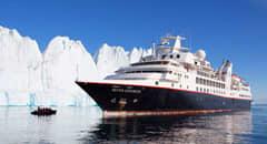 Silver Explorer - Courtesy of Silversea Cruises