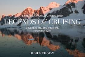 Silversea 2020 World Cruise