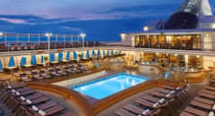 Silver Muse - Courtesy of Silversea Cruises