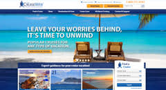 The Cruise Web's New Website