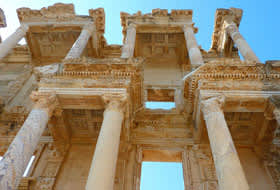 Library of Celsus - Courtesy of Viking Oceans