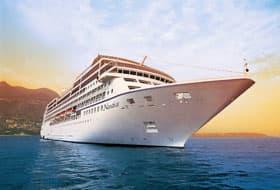 Oceania Cruise Ship - Courtesy of Oceania Cruises