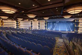 Sky Princess Theater - Courtesy of Princess Cruises