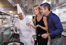 Cuisine - Courtesy of Regent Seven Seas Cruises