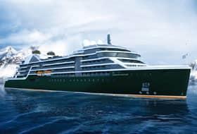 Seabourn Venture - Courtesy of Seabourn Cruise Line