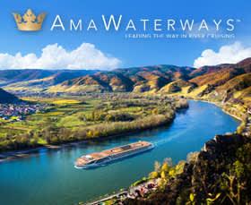 AmaWaterways River Cruise - Courtesy of AmaWaterways