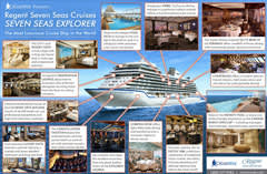 Regent Seven Seas Explorer Infographic