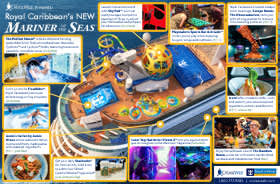 Preview of Mariner of the Seas Infographic