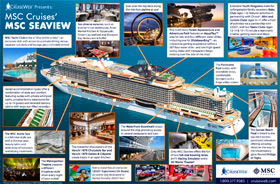 MSC Seaview Infographic Preview
