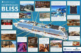 Norwegian Bliss Infographic