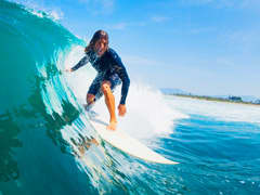 Cruising Wave Season