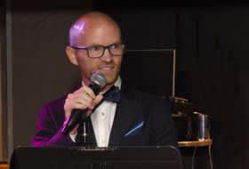 Frans Hansen at TCW25 Gala
