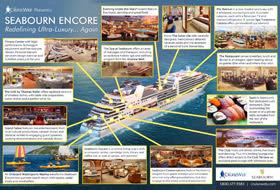 Seabourn Encore Infographic