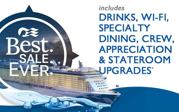 Princess Cruises' Best Sale Ever: WiFi, Drinks...