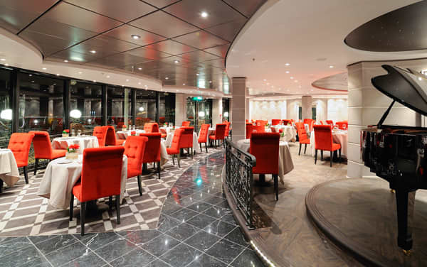 Msc Fantasia Dining Vendor Experience