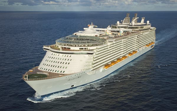 Royal Caribbean International-Allure Of The Seas