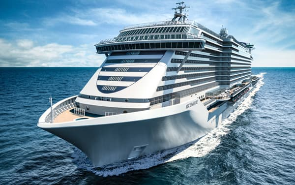 MSC Cruises-Msc Seashore