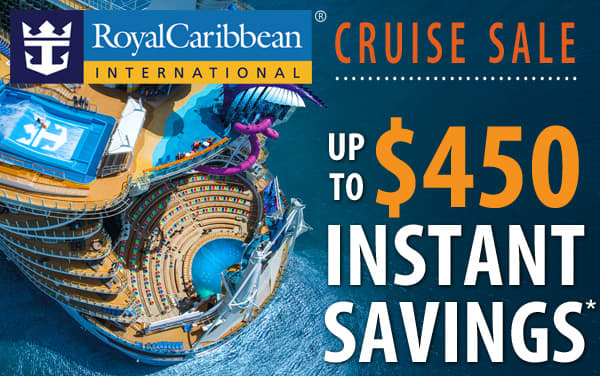 6-Day Royal Caribbean Sale with Instant Savings*