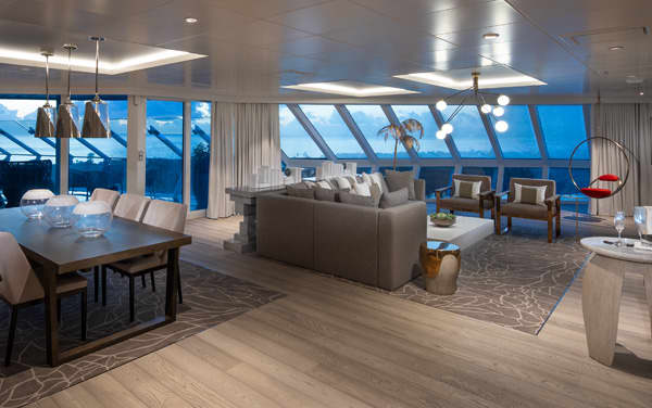 Celebrity Solstice Staterooms Vendor Experience