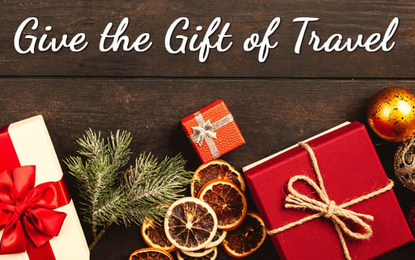 Cruise Web Gift Certificates -- Available Now!