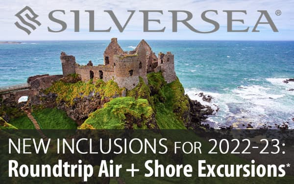NEW - Now Including FREE Air and Excursions*