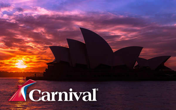 Carnival Australia and New Zealand cruises from $689*