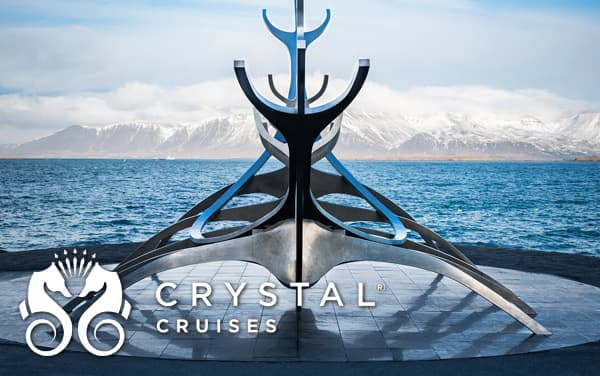 Crystal Arctic cruises from $14,643*