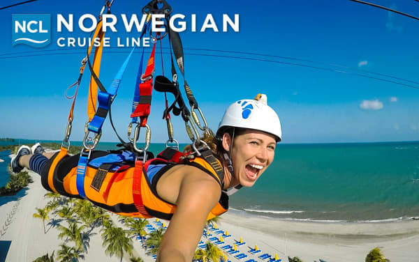 Norwegian Cruise Line Western Caribbean cruises from $398.30*