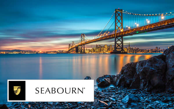 Seabourn US Pacific Coast cruises from $3,599*