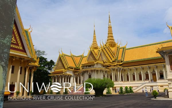 Uniworld Asia river cruises from $11,199*