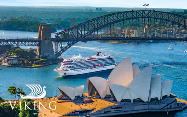 Viking Oceans Australia/New Zealand cruises from $6,899*