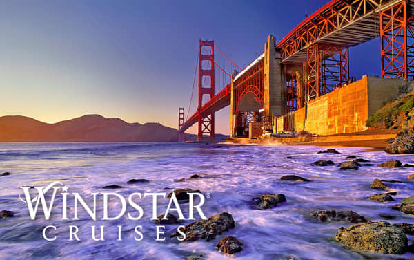 Windstar Pacific Coast cruises from $2,799*