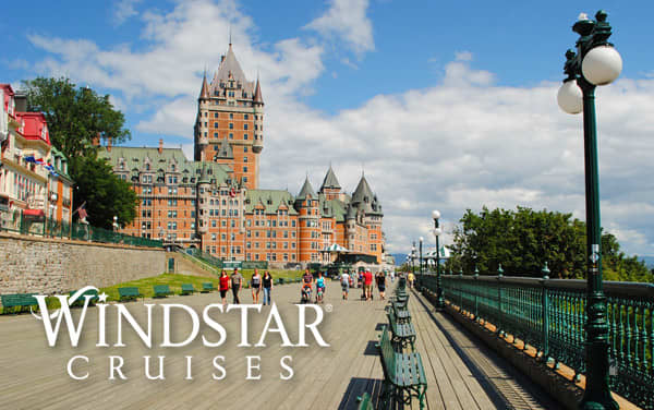 Windstar Canada & New England cruises from $1,999*