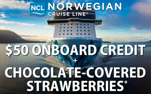 Exclusive NCL Sale: FREE OBC and Chocolate-cove...