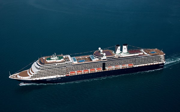 Nieuw Statendam Transatlantic Cruise Destination