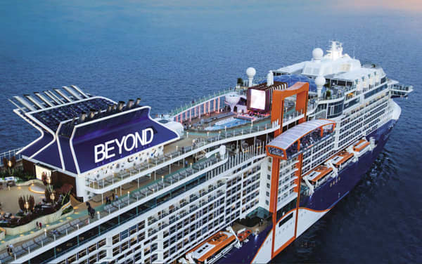Celebrity Cruises-Celebrity Beyond