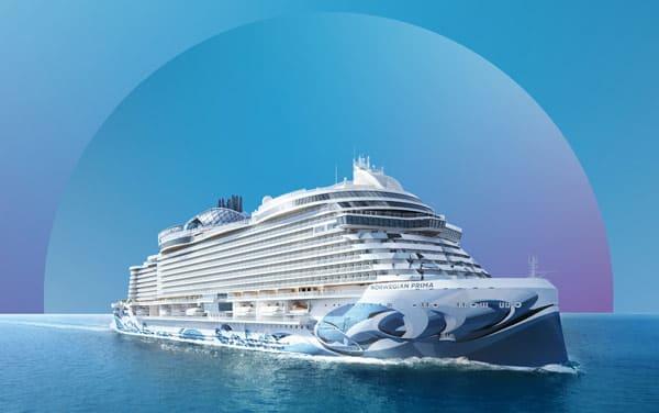 Norwegian Cruise Line-Norwegian Prima