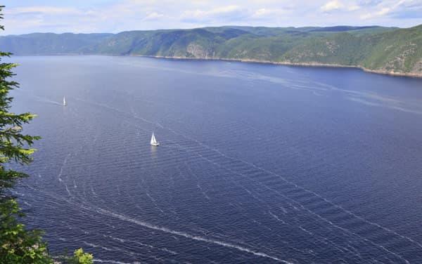 Westerdam Saguenay Fjord, Canada Departure Port