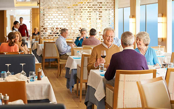 Viking Orion Dining Vendor Experience