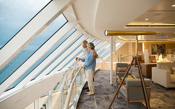 Viking Orion Onboard Activities Vendor Experience