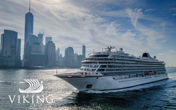 Viking Oceans Transatlantic cruises from $3,499*