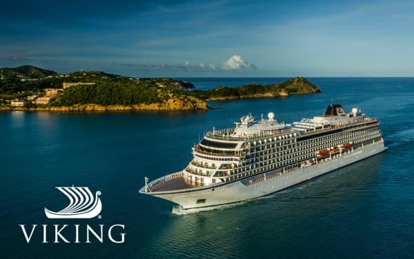 Viking Oceans World cruises from $54,995*