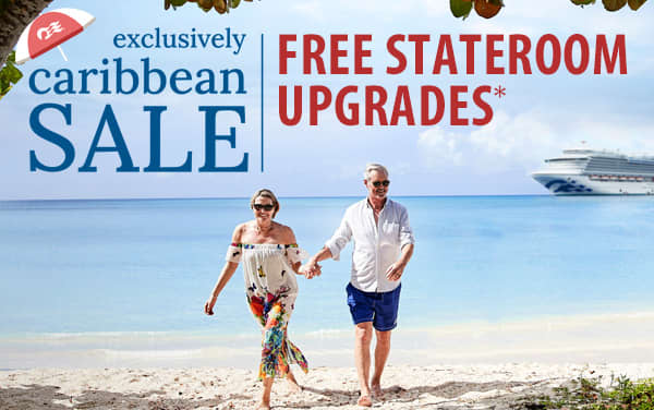Princess: FREE Upgrades for the Caribbean*