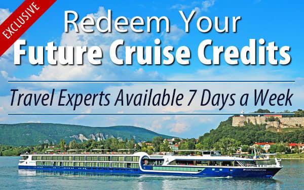 Redeem Avalon Waterways FCCs - Exclusive Offers!
