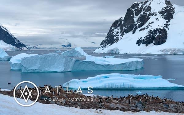 Atlas Ocean Voyages' Antarctica cruises