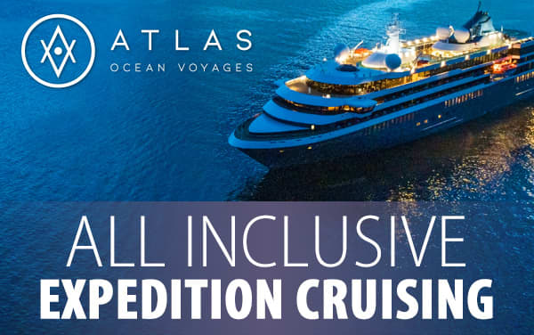 Atlas: ALL-INCLUSIVE Luxury Expedition Cruises