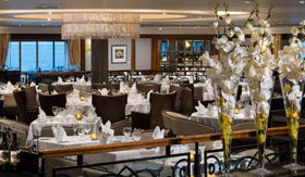 Azamara dining Discoveries