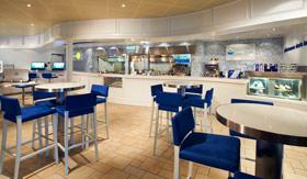Carnival dining Javablue Cafe