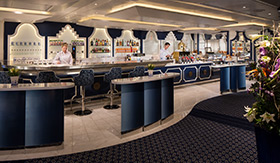 Grand Dutch Cafe aboard Holland America