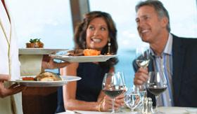 Oceania dining Toscana
